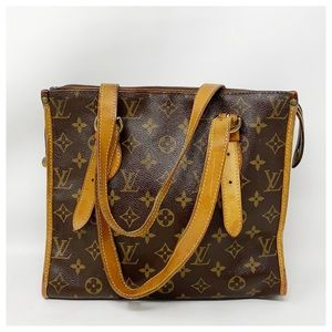 Authentic Louis Vuitton Poincourt Shoulder Bag